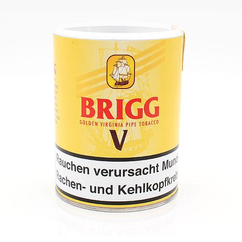 Brigg V. Pfeifentabak (ehem. Vanilla) 160g Dose