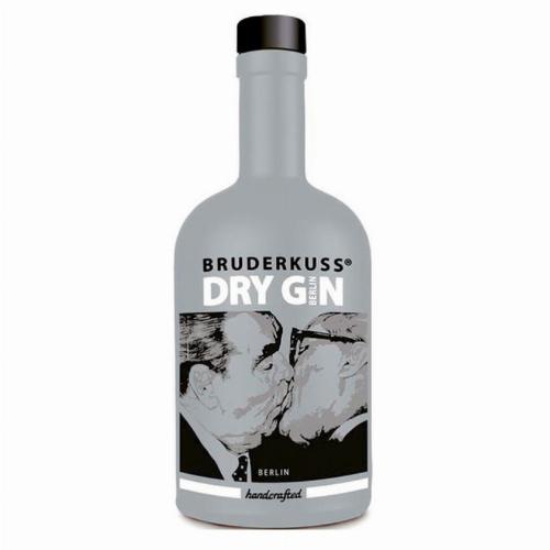 Bruderkuss Dry Gin Berlin 46% 0,5L