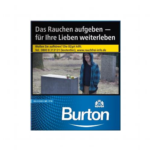 Burton Blue UP Zigaretten (4x40)