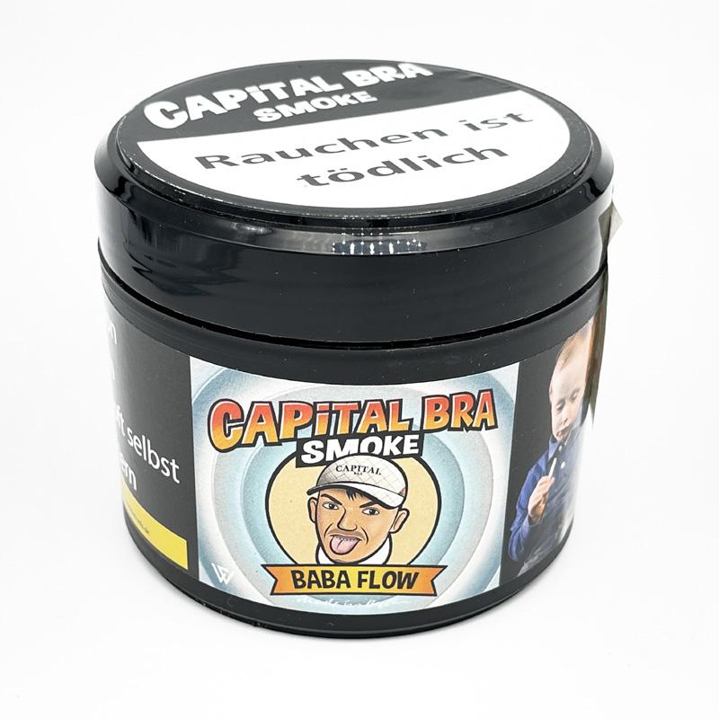 CAPITAL BRA Smoke Baba Flow Shisha Tabak (Limette und Zitrone)