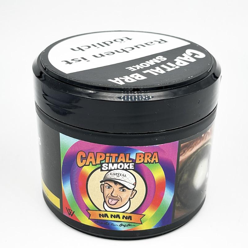 CAPITAL BRA Smoke Na Na Na Shisha Tabak (Limette und Bier)