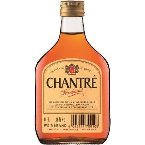 Chantre Weinbrand Glas/EW 0,1 l 36.00 %vol.
