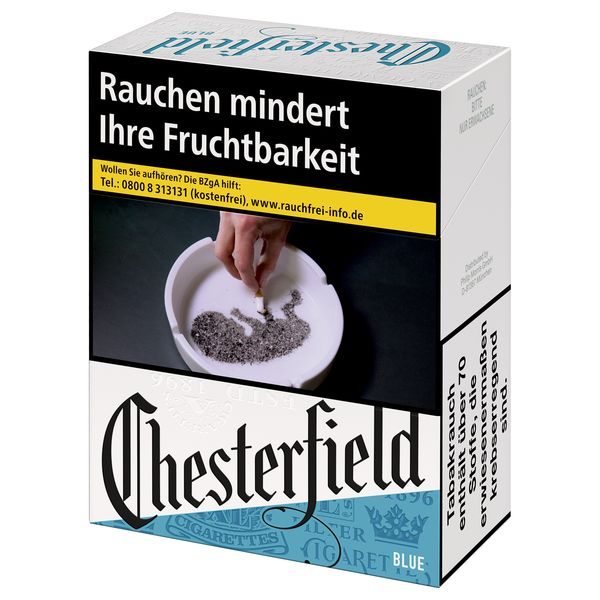 Chesterfield Blue 3XL (8x33)