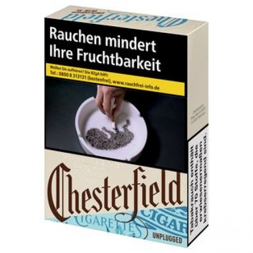 Chesterfield True Blue XL (8x22)