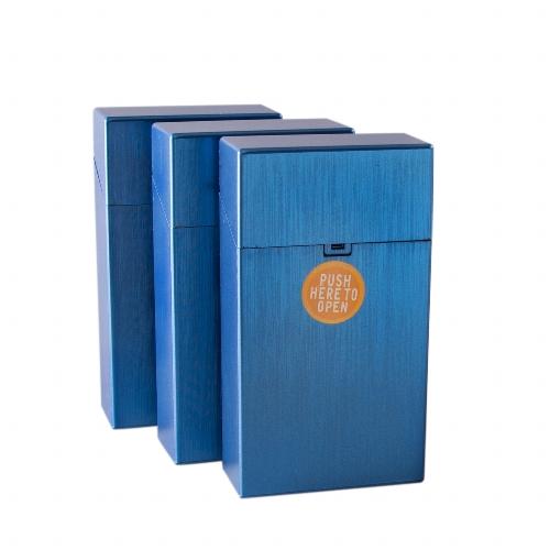 Clic Boxx Zigarettenbox 100mm Lila