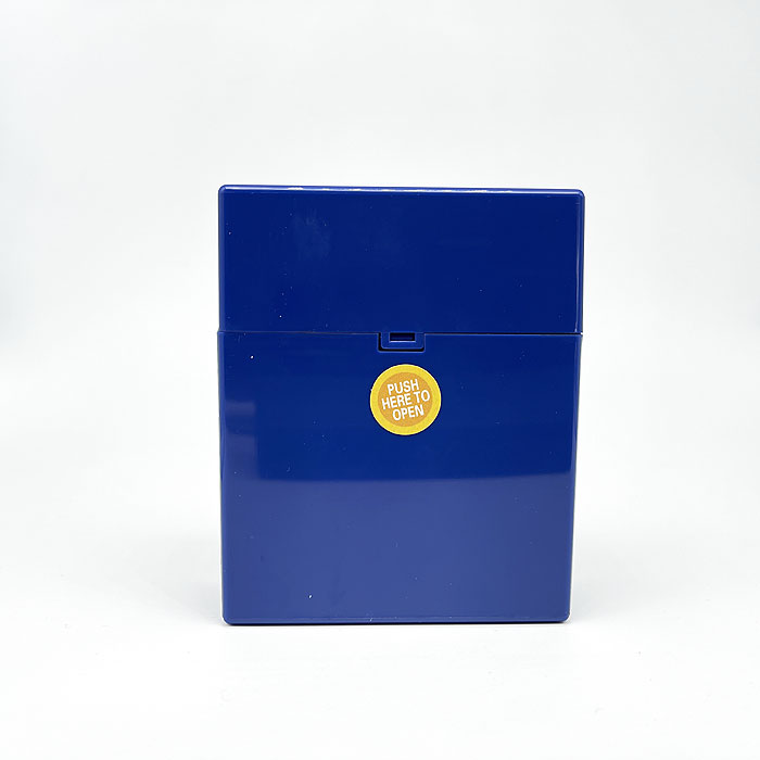 Click-Boxx Zigarettenbox Big King Size 25er Blau