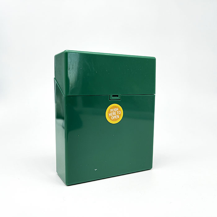 Click-Boxx Zigarettenbox Big King Size 25er Grün