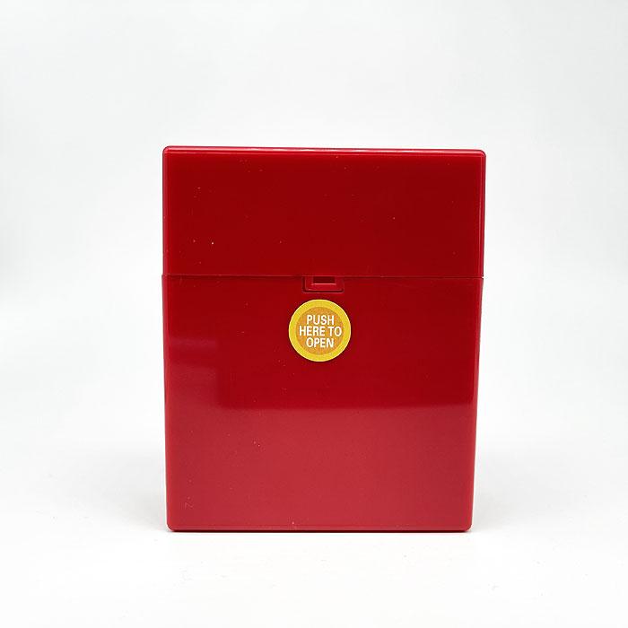 Click-Boxx Zigarettenbox Big King Size 25er Rot