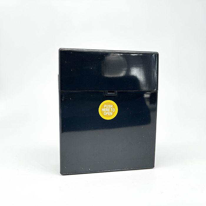 Click-Boxx Zigarettenbox Big King Size 25er Schwarz