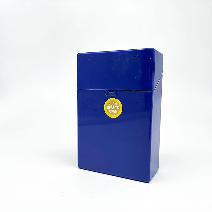 Click-Boxx Zigarettenbox King Size 20er Blau