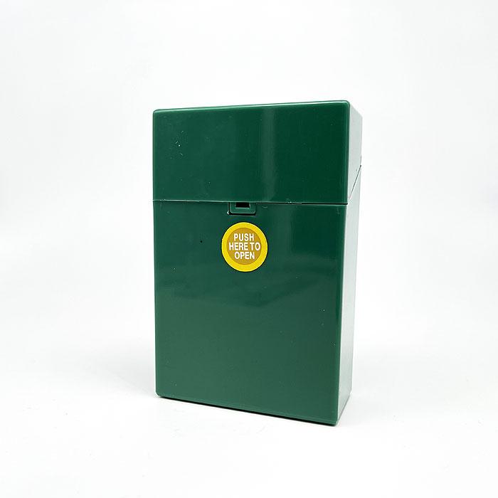 Click-Boxx Zigarettenbox King Size 20er Grün