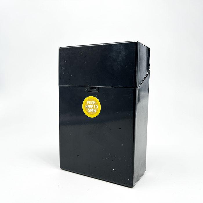 Click-Boxx Zigarettenbox King Size 20er Schwarz