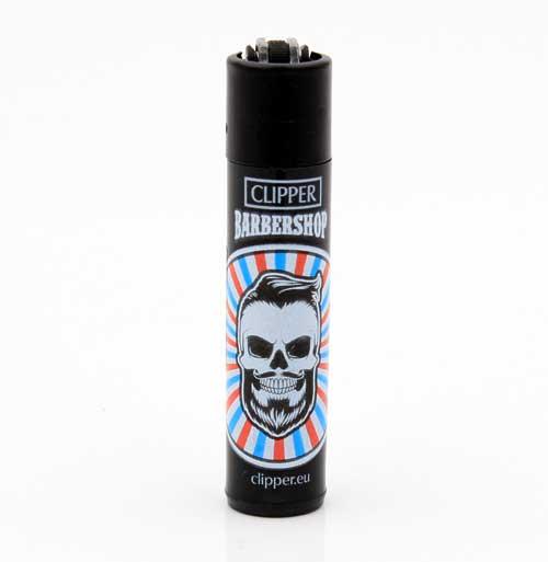 Clipper Feuerzeug Barbershop 1v4