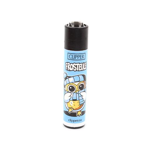 Clipper Feuerzeug Eulen 2v4