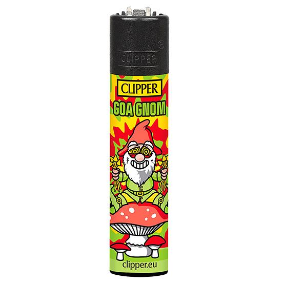 Clipper Feuerzeug Fabelwesen GOA GNOM