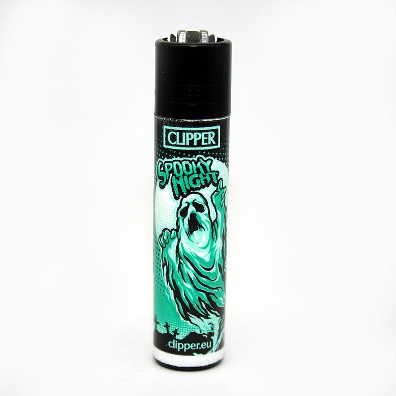 Clipper Feuerzeug Nightmare Geist