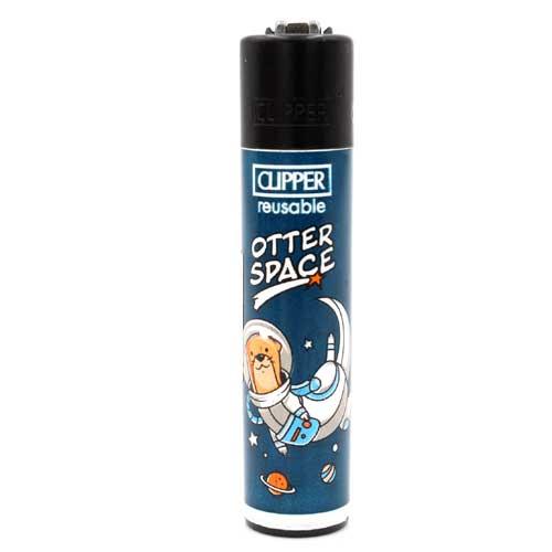 Clipper Feuerzeug Otter 1v4