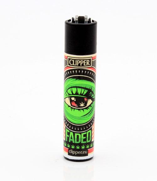 Clipper Feuerzeug Propaganja FADED
