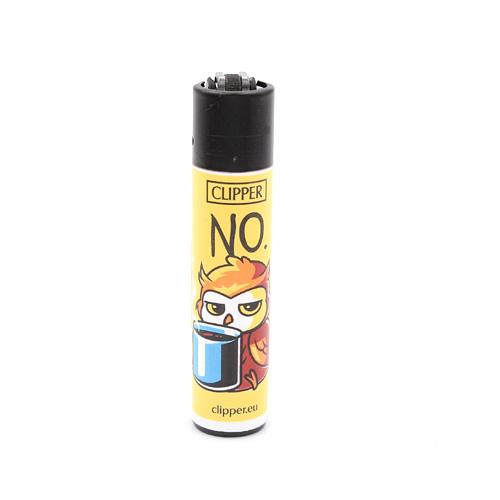 Clipper Feuerzeug Slogan 27 3v4