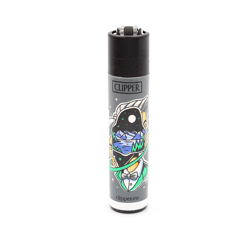 Clipper Feuerzeug Surreal 2 2v4