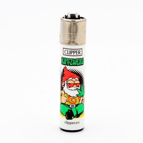 Clipper Feuerzeug Zwerge KIFFZWERG 4v4