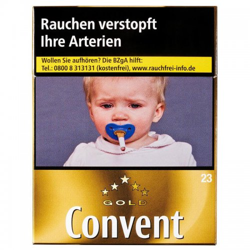 Convent Gold American Blend XL (8x23)