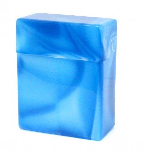 Cool Zigarettenbox 32 Stück Hellblau