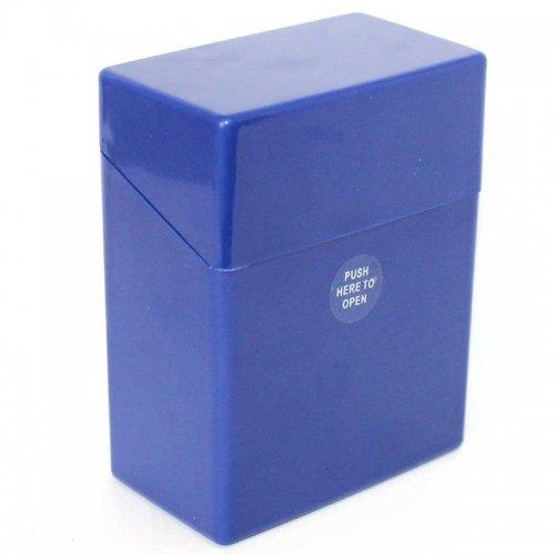 Cool Zigarettenbox 40 Stück Blau