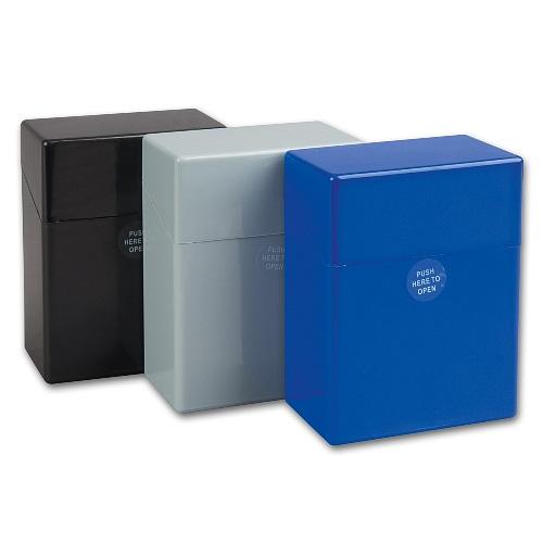 Cool Zigarettenbox 40 Stück Grau
