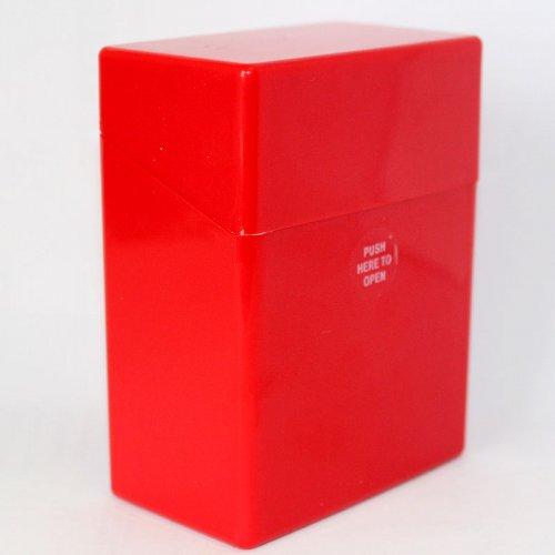 Cool Zigarettenbox 40 Stück Rot