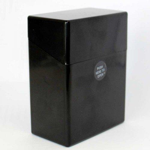 Cool Zigarettenbox 40 Stück Schwarz