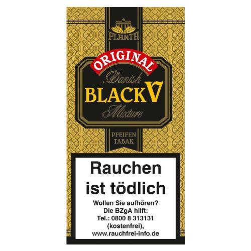 Danish Black V Pfeifentabak 40g Päckchen