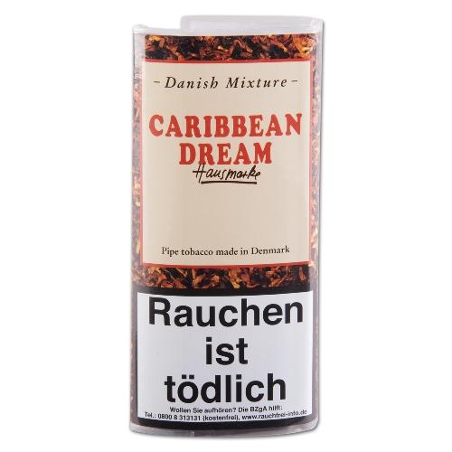 Danish Mixture Pfeifentabak Hausmarke Caribbean Dream 50g Päckchen