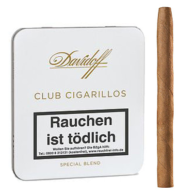 Davidoff Zigarillos Club 10er