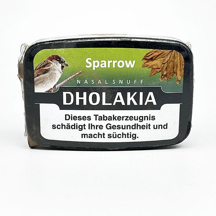 Dholakia Sparrow Nasalsnuff 9g Dose