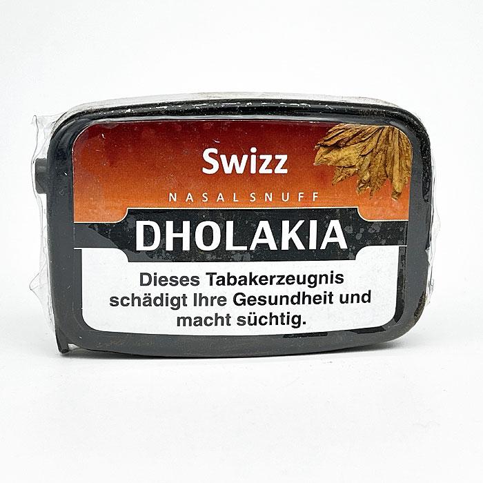 Dholakia Swizz Nasalsnuff 9g Dose