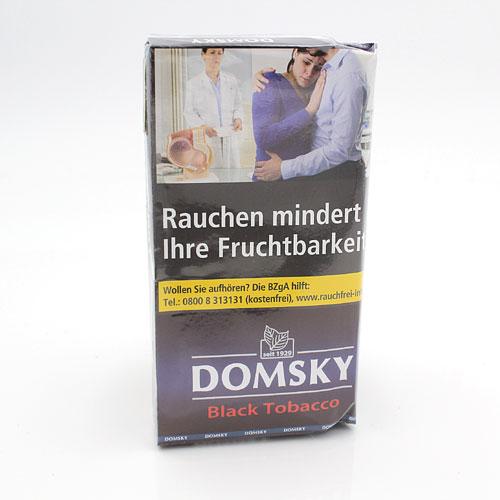 Domsky Black 40g Feinschnitt Päckchen