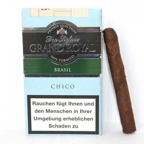 Don Stefano Grand Royal Chico Brasil Zigarren