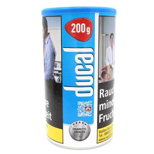 Ducal Tabak Blue 200g Dose Zigarettentabak