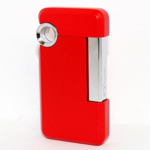 Dupont Hooked Rot COSM-O Feuerzeug