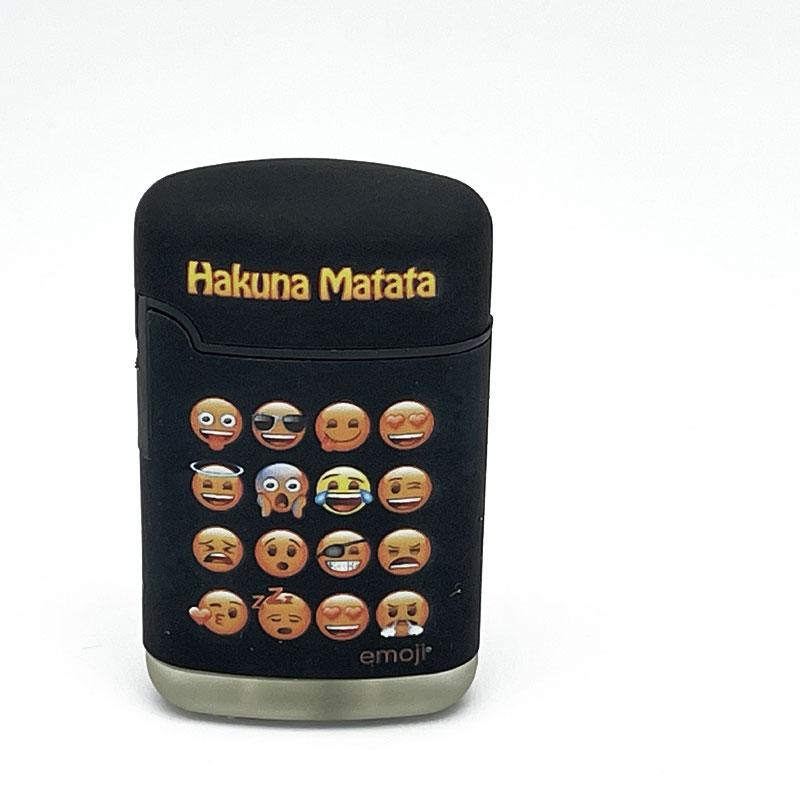 Easy Torch Feuerzeug emoji Hakuna Matata