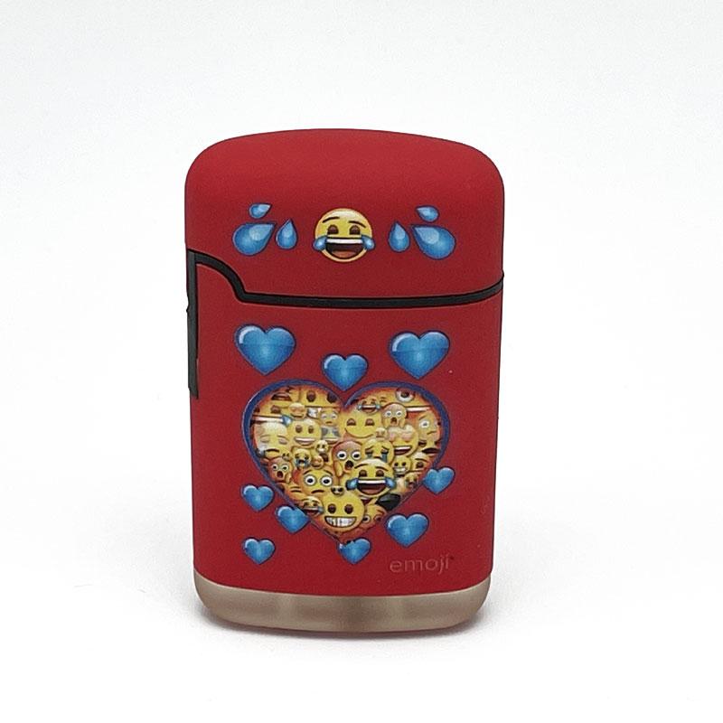 Easy Torch Feuerzeug emoji Herz