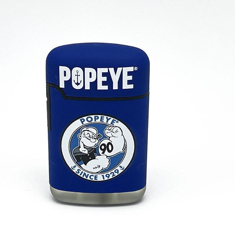 Easy Torch Feuerzeug Popeye Motiv 4 blau