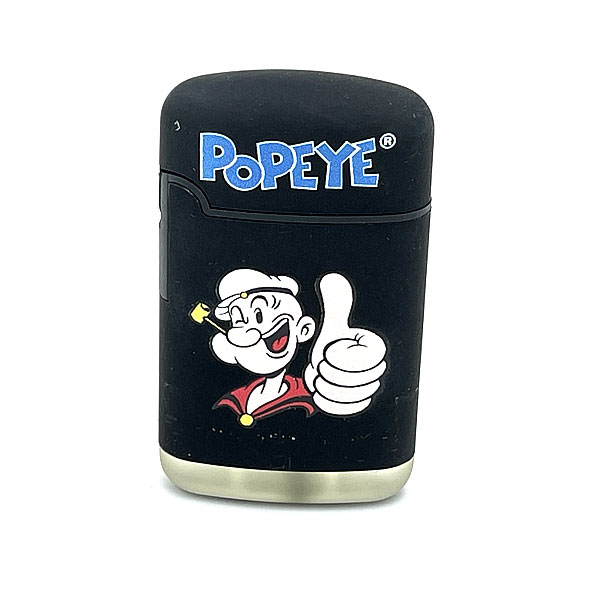 Easy Torch Popeye Motiv 2 Feuerzeug schwarz