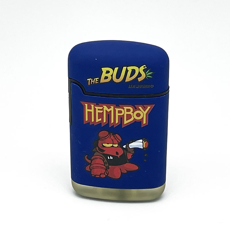 Easy Torch The Buds Hempboy Motiv Feuerzeug