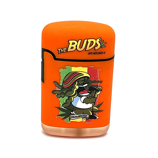 Easy Torch The Buds Legalizacion Motiv Feuerzeug