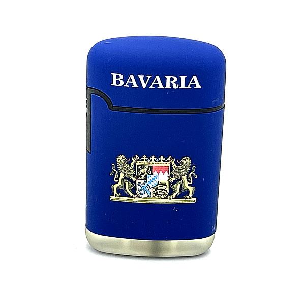 Easy Torch Wappen Motiv Serie Bavaria Feuerzeug blau