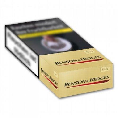Einzelpackung  Benson Hedges 100er Gold (1x20)