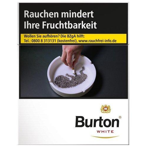 Burton Blau (White) XL (8x25)