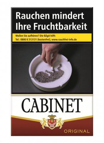 Einzelpackung Cabinet Original (1x21)